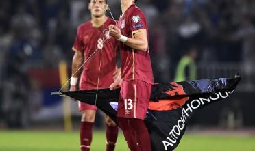 Serbia contro Albania. Oppure no