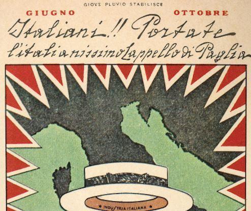 Italianissimo cappello