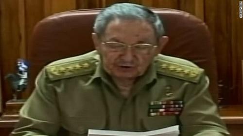 Il discorso di Raúl Castro sulla ripresa delle relazioni tra Usa e Cuba