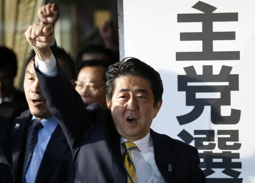 La terza freccia di Abe per far ripartire il Giappone