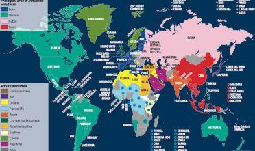 monete nel mondo
