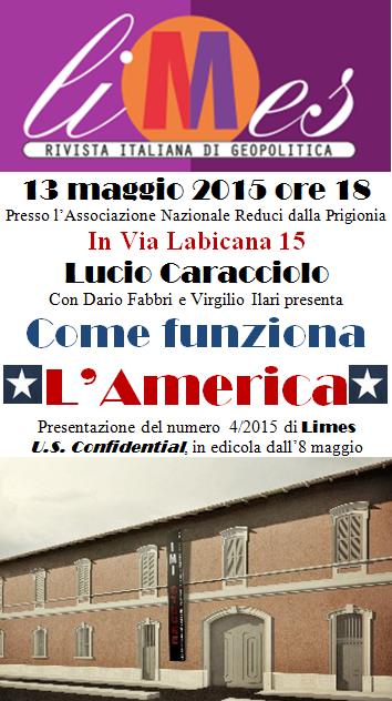 2015 05 13 Come funziona l'America