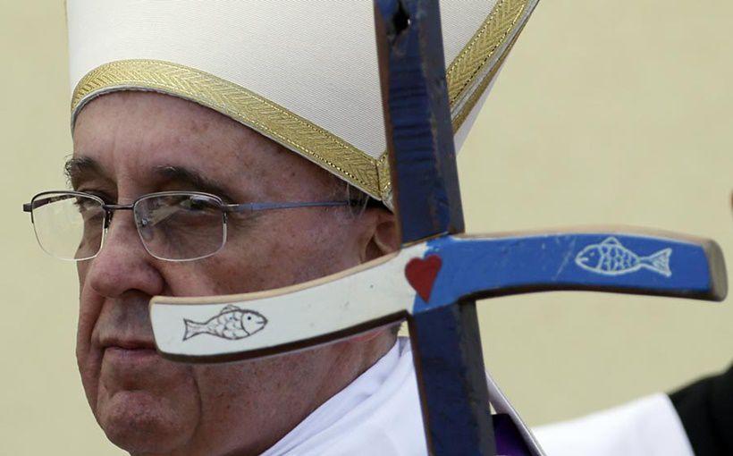 [Papa Francesco. Fonte: repubblica.it]
