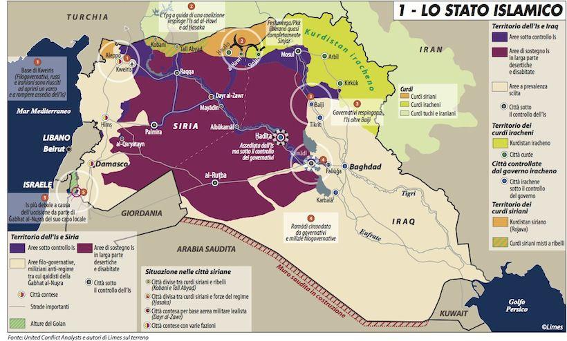 1 - Stato Islamico