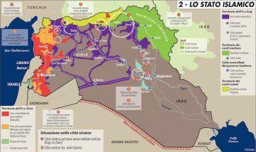 Lo Stato Islamico - febbraio 2016