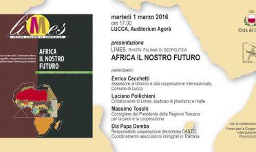 Presentazione Limes 1 marzo 2016