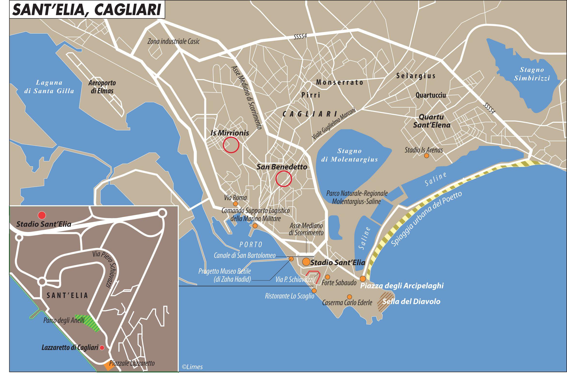 Cagliari-Sant'Elia