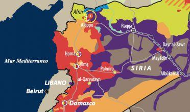 Dettaglio Stato Islamico contenuto non sconfitto