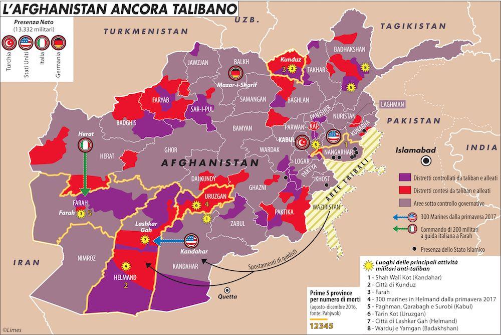 Afghanistan 2017