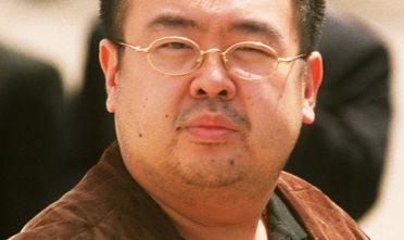 NARITA, JAPAN - MAY 04:  Kim Jong-Nam is seen at New Tokyo International Airport on May 4, 2001 in Narita, Chiba, Japan. Kim Jong Nam was detained in Japan on May 1, 2001 for attempting to enter Japan under a false passport. (Photo by The Asahi Shimbun via Getty Images)