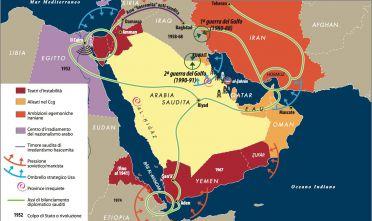 I sauditi nella guerra fredda Declich 317
