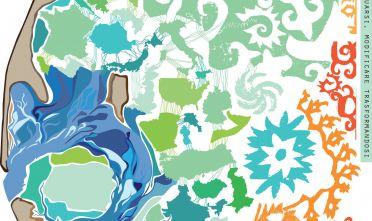 """""""Isole di sabbia"""", mappa geopoetica di Laura Canali"""