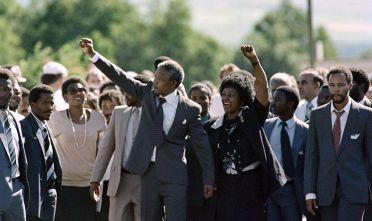Nelson Mandela (Foto: ALEXANDER JOE/AFP/Getty Images).