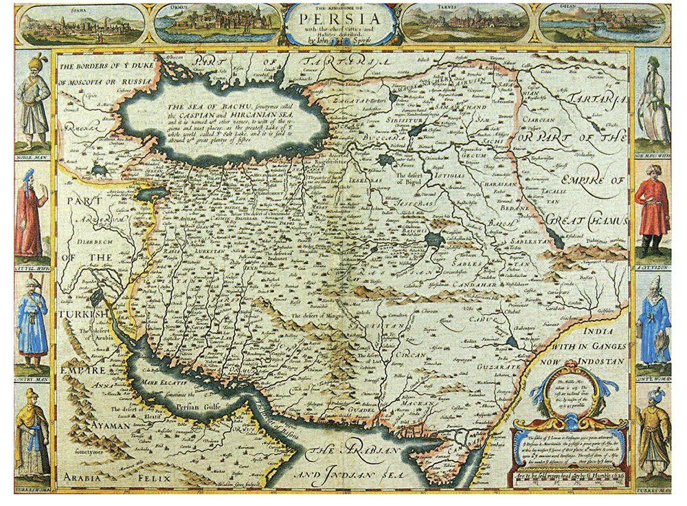 Carta storica selezionata da Edoardo Boria