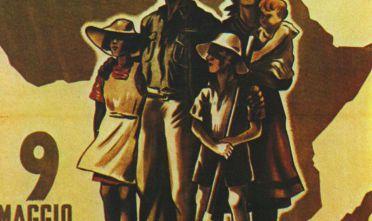 Manifesto di Corrado Mancioli. 1943.