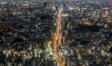 Panoramica di Tokyo (Foto: Chris McGrath/Getty Images).