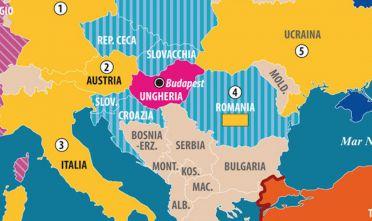 Ungheria dettaglio