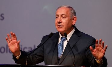 Il primo ministro israeliano Benjamin Netanyahu, dicembre 2018 (Photo credit should read GALI TIBBON/AFP/Getty Images).