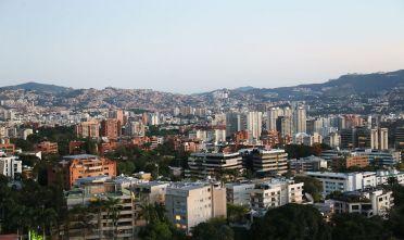 CARACAS, VENEZUELA - JANUARY 25:  Panoramic view of Sebuc√°n district on January 25, 2019 in Caracas, Venezuela. (Photo by Edilzon Gamez/Getty Images)