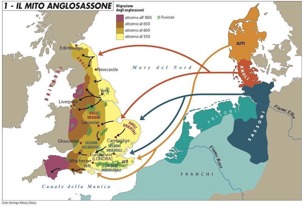 Cartina Geografica Dell Inghilterra Politica.La Scommessa Degli Inglesi Limes