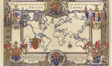 Fonte 2: A.C. Webb, «The Commonwealth of Nations, or The British Empire», in The Christian Science Monitor, Commemorative Supplement, aprile, 22, 1937 (collezione Cornell University).