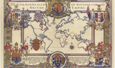 Fonte 2: A.C. Webb, «The Commonwealth of Nations, or The British Empire», in The Christian Science Monitor, Commemorative Supplement, aprile, 22, 1937 (collezione Cornell University).