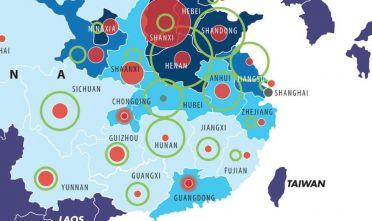 Dettaglio emergenza ambiente Hubei