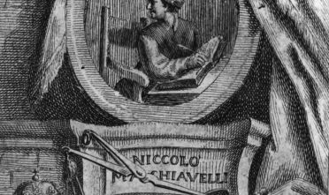 Italian statesman, writer and political philosopher Niccolo Machiavelli (1469 - 1527), circa 1510.  Original Publication: People Disc - HJ0070   (Photo by Hulton Archive/Getty Images)