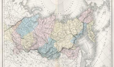 Fonte carta 2: «Sibérie ou Russie d'Asie», in Géographie Universelle, Atlas-Migeon, Paris 1861, Migeon.
