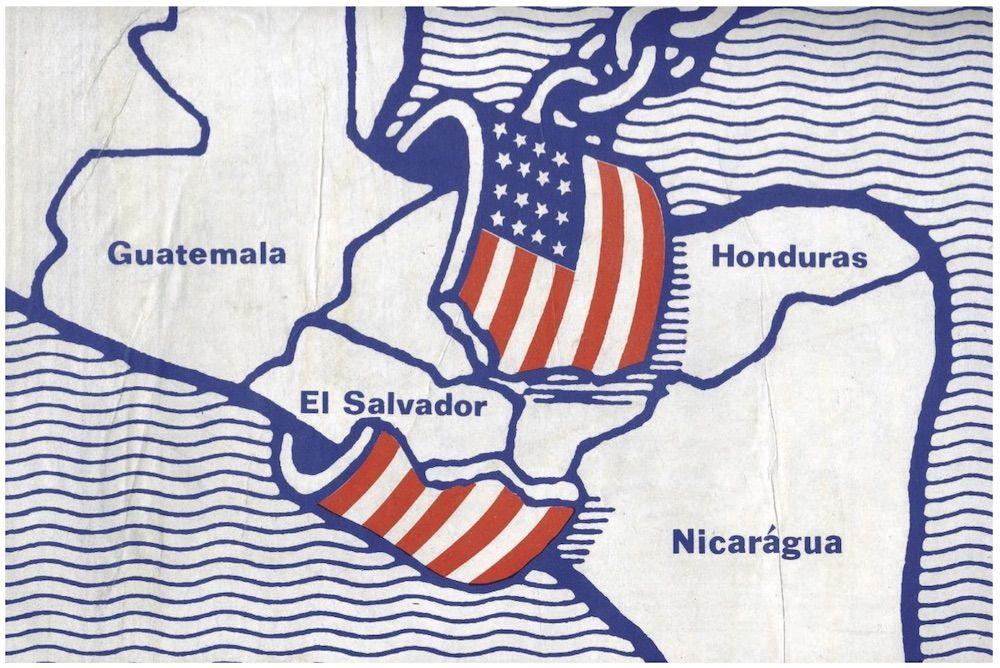 Fonte 1: Concerto por El Salvador e América Central, 21/Jan. Dia mundial de solidariedade com o povo de El Salvador, manifesto prodotto da GSAL-Grupo de Solidariedade com a América Latina e FMSPS-Frente Mundial de Solidariedade com o Povo Salvadorenho, Lisboa 1983.