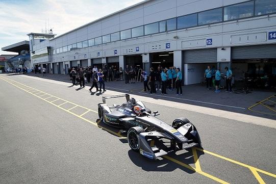 Jaguar I-Type_Formula E 3
