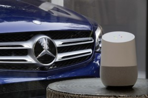 Mercedes-Benz delivers integration of the Google Assistant