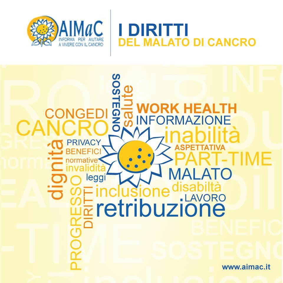 malati cancro diritti