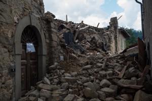 Terremoto, Narciso Cicchitti, docente di enogastronomia, ha diretto la cucina del campo di Illica per una settimana