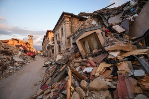 Central Italian earthquake,  AMATRICE