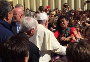 Sisma: papa a dirigente scolastica,''lei ha molto coraggio''