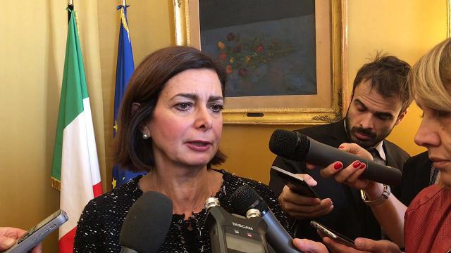 Boldrini, mie proposte a Fb contro uso odio in rete