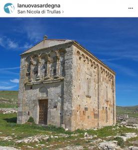 San Nicola di Trullas, Semestene, foto Alessandro Spiga