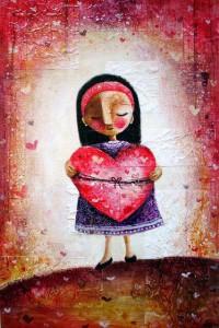 bimba cuore