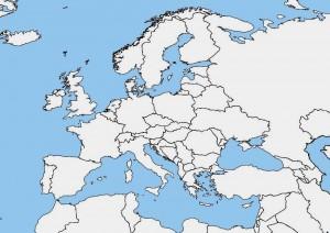 mappa-in-bianco-dell-europa-7464