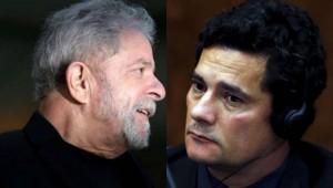Inacio Lula da Silva e Sergio Moro (elpais.com)