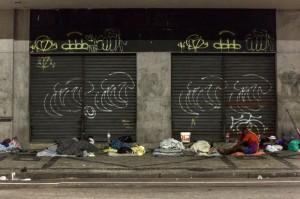 Ci sono oltre 20 mila senza tetto a Rio (Folha.br)