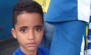 Kauan Peixoto, 12 anni, ultima  vittima della polizia