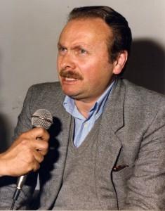 Umberto Santino, sociologo, presidente del Centro Impastato