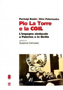 Copertina libro Pio La Torre e la Cgil