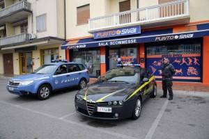 Eraclea, ricevitoria Punto Snai : infiltrazioni camorristiche nel Veneto Orientale