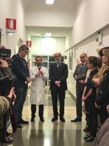 Andrea Di Lenarda, Giorgio Faganello, Riccardo Riccardi, Dino Trento