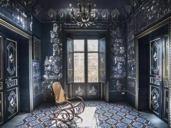 La camera delle meraviglie nella casa di Palermo