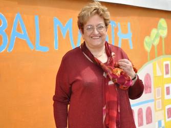 La maestra Simonetta Salacone, un sorriso contagioso