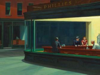 Edward Hopper, Nighthawwks, 1942
